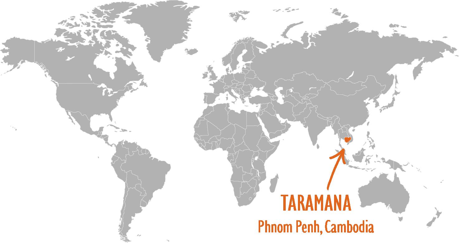 Taramana Cambodia