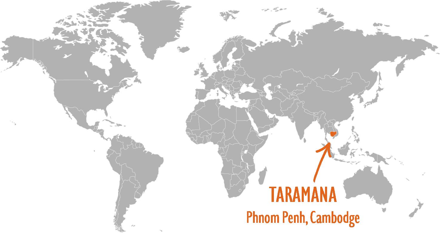 Carte Taramana